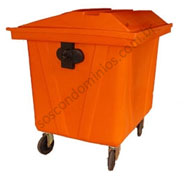 Container de Lixo Seletivo 700L