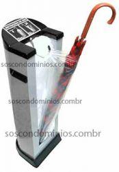 Embalador de Guarda-Chuva em Aço Inox - MDS2