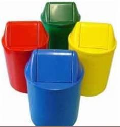 Cesto de Lixo com Tampa Vai-Vem - 13 Litros - Eb9